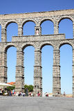 akwedukt romana starożytnym Zdjęcia Stock