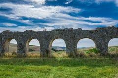 Akwedukt Włochy Zdjęcie Royalty Free