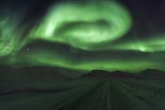 Aky verde Imagen de archivo libre de regalías