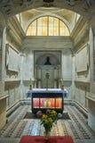 Al中央寺院二拿坡里 免版税库存图片