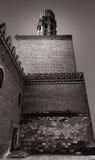 Al哈卡姆清真寺尖塔  免版税库存照片