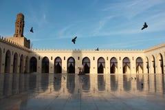 Al哈基姆双Amr阿拉清真寺 库存图片