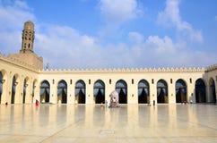 Al哈基姆清真寺  免版税库存图片