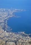 Al城市科威特 免版税库存照片