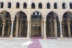 Al开罗城堡清真寺穆罕默德nasir 免版税库存图片