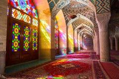 Al清真寺mulk nasir 免版税图库摄影