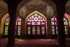 Al清真寺mulk nasir 免版税库存图片