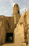 Al的Qasr Nasr广告声浪清真寺 库存图片