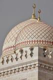 Al萨利赫清真寺在萨纳,也门 免版税库存图片