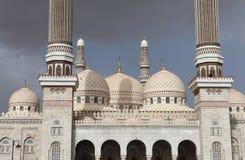 Al萨利赫清真寺 库存图片