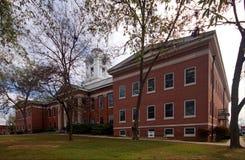 AL здания суда Jackson County стоковые фотографии rf