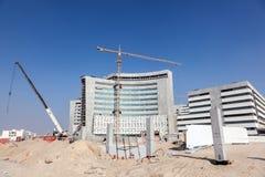 Al贾比尔Al沙巴医院在科威特 库存照片