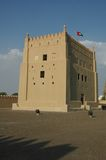 Al Ain Fort, Emirate of Abu Dhabi Royalty Free Stock Images
