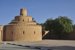 Al Ain Museum Royalty Free Stock Image