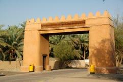Al Ain Oasis Stock Photography