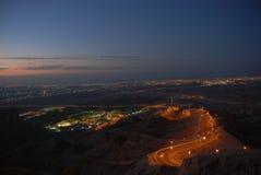 Al Ain Stad Royalty-vrije Stock Foto