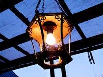 Al aire libre igualación de la luz Imagenes de archivo