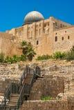 Al Aksa meczet Obraz Royalty Free