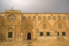 Al Aksa Mosque, Jerusalem, Israel Royalty Free Stock Image