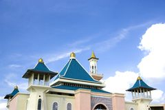 Al-Alam Mosque royalty free stock photos