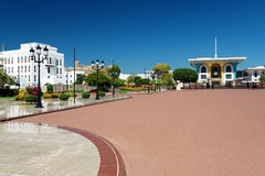 Al Alam Palace - Muscat Fotos de Stock Royalty Free
