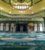 Al-Ameerah al-Hajjah Maryam Mosque Royalty-vrije Stock Fotografie