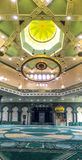 Al--Ameerahal-c$hajjah Maryam Mosque Lizenzfreie Stockfotos