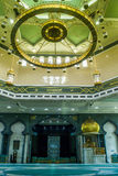 Al-Ameerahal-Hajjah Maryam Mosque Arkivfoton