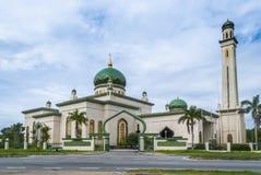 Al-Ameerahal-Hajjah Maryam Mosque Arkivfoto