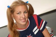 Al Amerikaans meisje Royalty-vrije Stock Foto