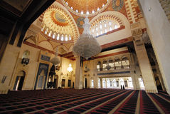 The Al-Amine Mosque in Beirut Stock Photo