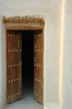 Al Anka Fort, near Al Ain Stock Photography