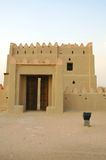 Al Anka Fort, near Al Ain Stock Photography