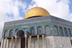 Al aqsa清真寺 免版税库存图片