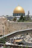 Al Aqsa清真寺 免版税库存照片
