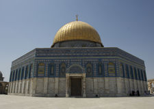 Al Aqsa Royalty Free Stock Photos