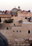 AL-AQSA MOSKEE Stock Foto's