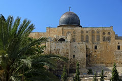 Al aqsa mosqu Royalty Free Stock Images
