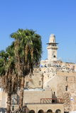 Al Aqsa Mosque à Jérusalem, Israël Photos libres de droits