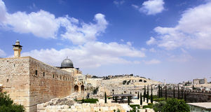 Al-Aqsa mosque Royalty Free Stock Photos