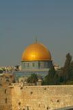 Al-Aqsa Mosque. View of Al-Aqsa Mosque in Jerusalem, Israel Stock Image