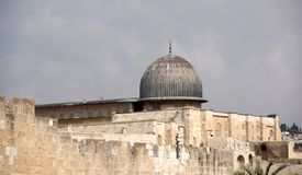 Al Aqsa mosque Stock Images
