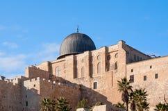 Al-Aqsa mosque Royalty Free Stock Images