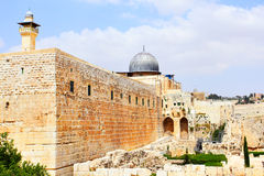 Al-Aqsa mosque Stock Images