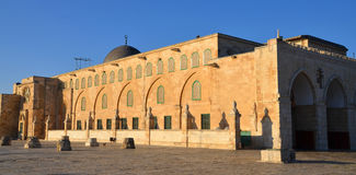 Al-Aqsa Mosque, Stock Photography