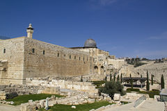 Al Aqsa Mosque Jerusalem Royalty Free Stock Image