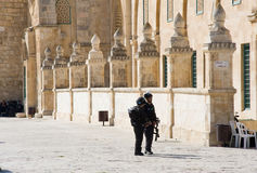 Al-aqsa mosque Royalty Free Stock Photography
