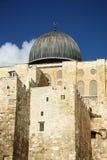 Al-Aqsa Mosque, Jerusalem Royalty Free Stock Photography