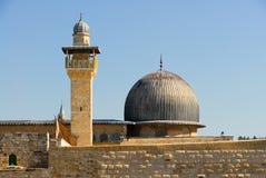 Al Aqsa Mosque, Jerusalem Royalty Free Stock Photography