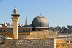 Al Aqsa Mosque, Jerusalem Royalty Free Stock Photos